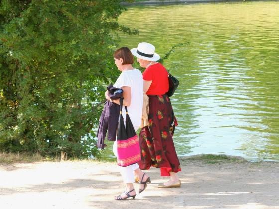 Dame med hatt, boulogne