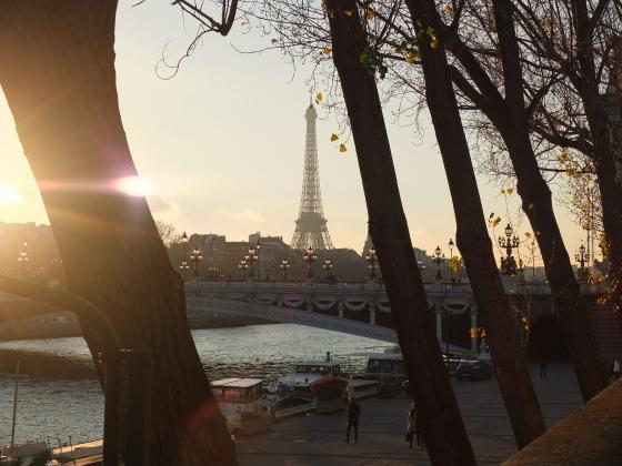 Paris 1 desember